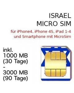 Israel MICRO-SIM
