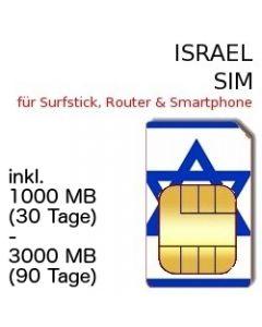 Israel SIM