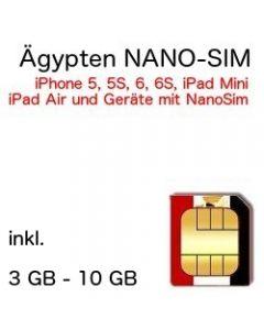 Aegypten Nano SIM Egypt