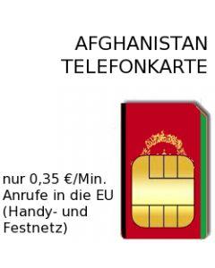 Afghanistan SIM