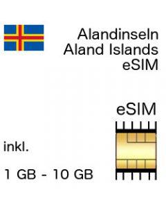 Alandinseln esim Aland Islands