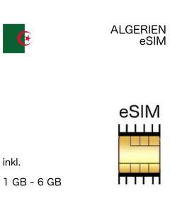 Algerische eSIM Algerien