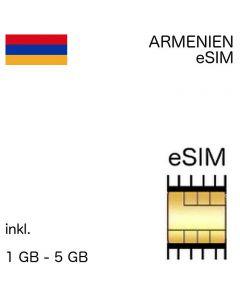 armenische eSIM Armenien