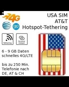 USA GoPhone SIM