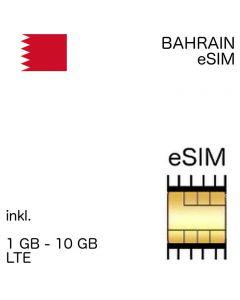 Bahrain eSIm Bahrainisch