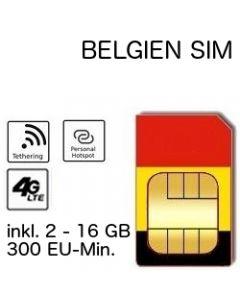Belgien SIM
