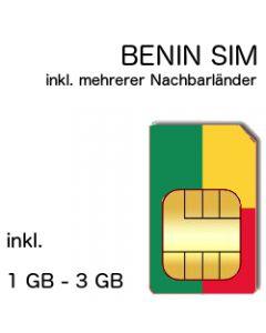 Benin SIM