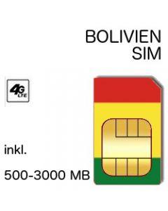 Bolivien SIM