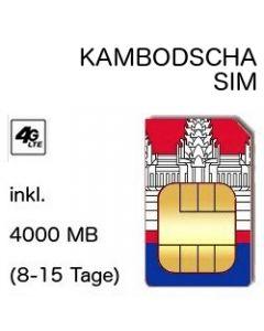 Kambodscha SIM Cambodia