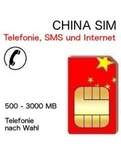 China Telefon SIM