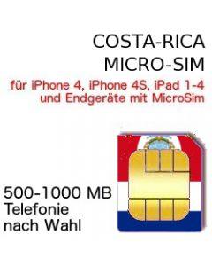 Costa Rica MICROSIM