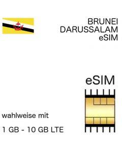 Brunei eSIM Darussalam
