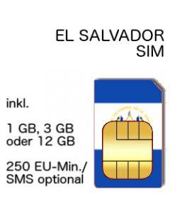 El Salvador SIM