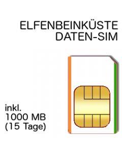 Elfenbeinküste SIM