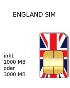 England SIM