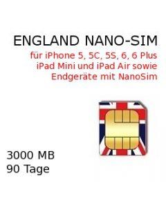 England Nano-Sim