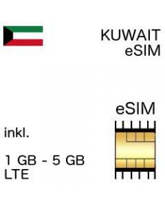 Kuwait eSIM