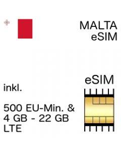 Malta eSIM