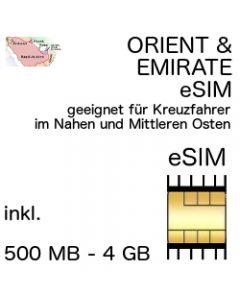 eSIM ORIENT EMIRATE