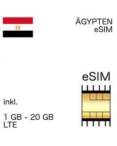 ägyptische eSIm Ägypten