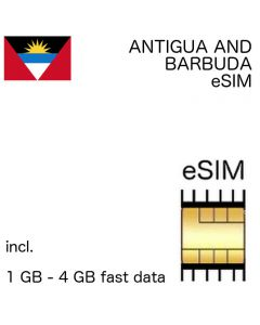 Antigua and Barbuda eSIM