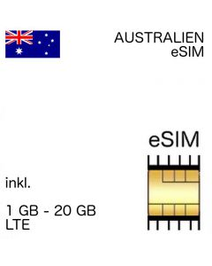 eSIM Australien