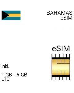 eSIM Bahamas