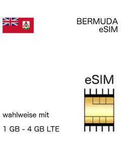 eSIM Bermuda