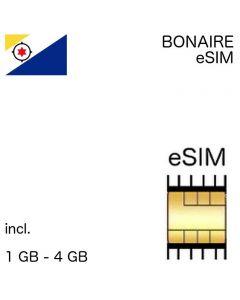 Bonaire eSIM