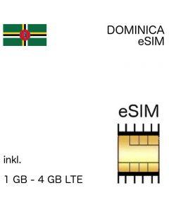 eSIM Dominica