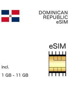 eSIm Dominican Republic