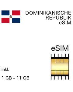 DomRep eSIm dominikanische Republik