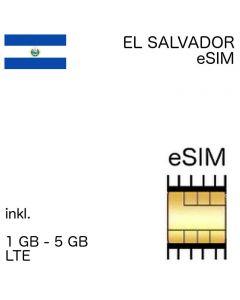 eSIM El Salvador