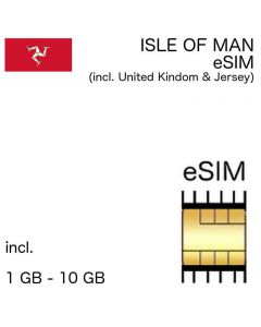 Isle of Man eSIM