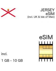 Jersey eSIM