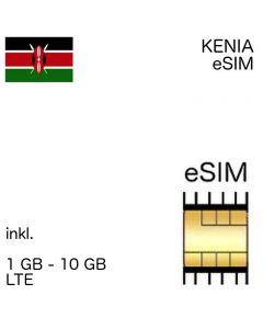 Kenia eSIM Kenya