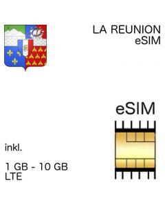 La Reunion eSIM