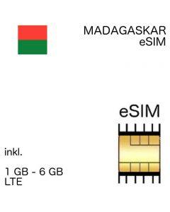 eSIM Madagaskar