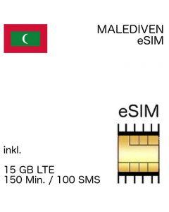 Malediven eSIm Maldives