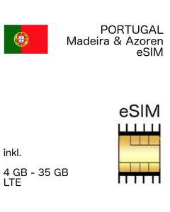 Portugal eSIM