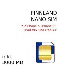 Finnland NANO SIM