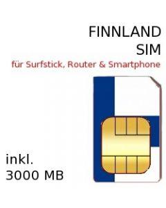 Finnland SIM