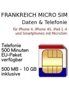 Frankreich MicroSim