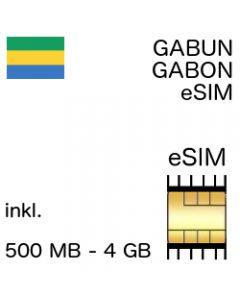 Gabun eSIM Gabon