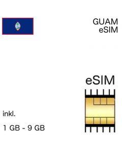 guamische eSIM Guam