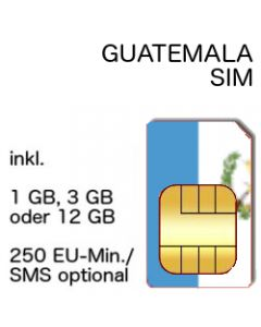 Guatemala SIM