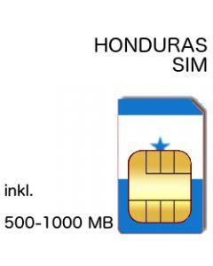 Honduras SIM