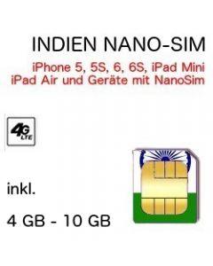 Indien NANO SIM