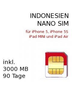 Indonesien NANOSIM