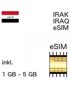 Irak eSIM Iraq